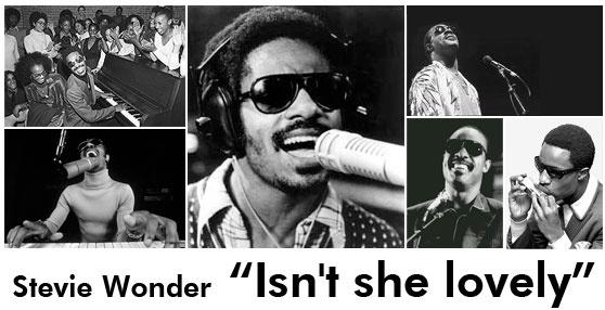 ISN`T SHE LOVELY (Stevie Wonder) | Cover – SofiaTetto